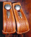 Custom hand crafted Stirrups designed for Horse Saftey